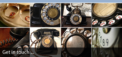 Pictur of phone dials